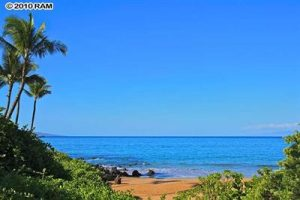 Makena beachfront house (2)