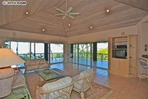 Makena beachfront house (5)